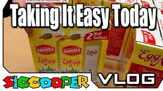 Little Bit of Goodwill, Grocery Shopping, and Cooking! | SicCooper