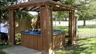Hot Tub Gazebo for Sale