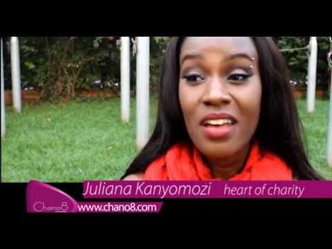 Juliana Kanyomozi on charity, Kalibatanya and Go mama