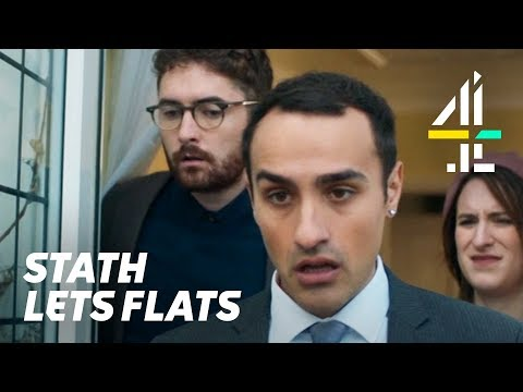 The Most Incompetent Lettings Agent EVER? | Stath Lets Flats | Best of Series 1