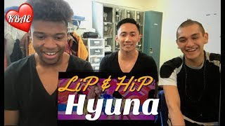 [KBAE] HyunA(현아) _ Lip & Hip MV Reaction