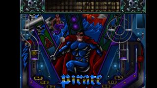 Amiga 1200 - Slam Tilt! ( Pirate Table )