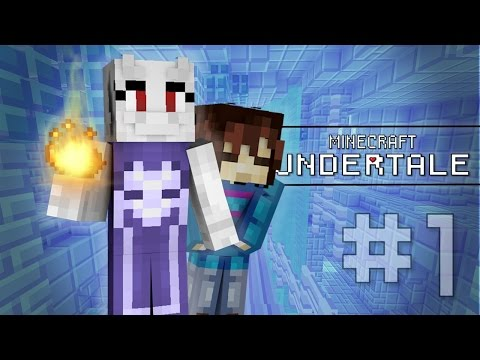 Minecraft Undertale ► TORIEL THE CARETAKER! #1 (Minecraft Undertale Roleplay)