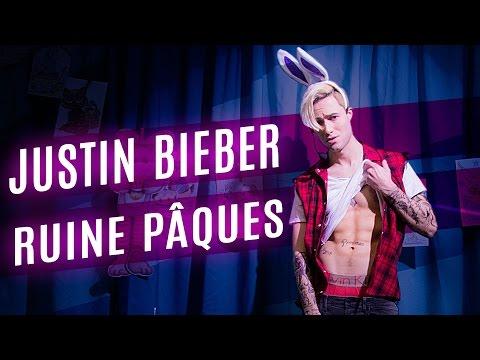 Justin Bieber ruine Pâques