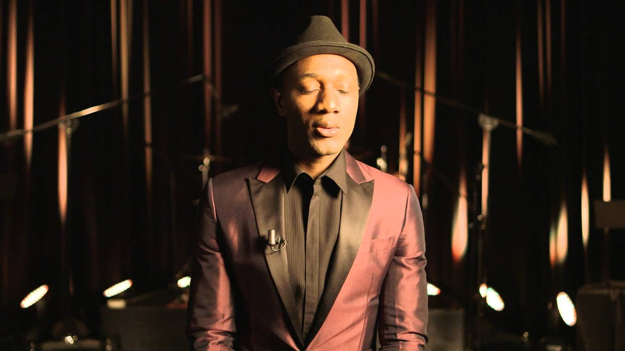 Aloe Blacc — Interview (Live from Interscope Introducing)