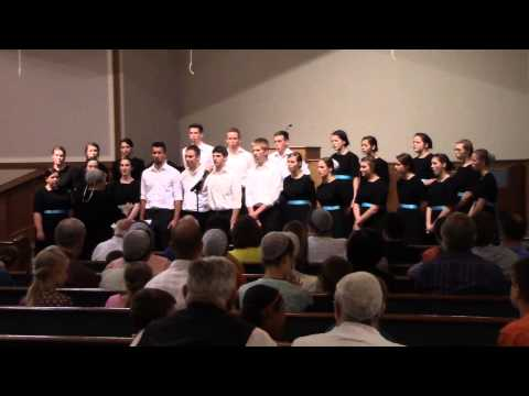 Prepare Ye - Hartville Christian School Spring Program 2015