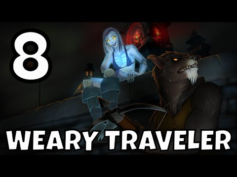 The Weary Traveler Challenge: Episode 8 - LOTS of Stories