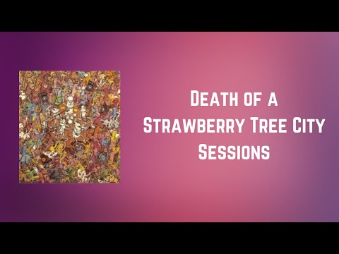 Dance Gavin Dance - Death Of A Strawberry Tree City Sessions (Lyrics)