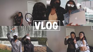 WEEKLY VLOG: GIRLS NIGHT IN, CONTENT CREATION, HIKE ... | South African YouTuber