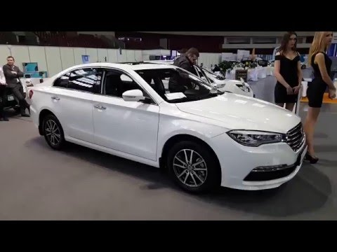 2016 Lifan 820 Quick overview