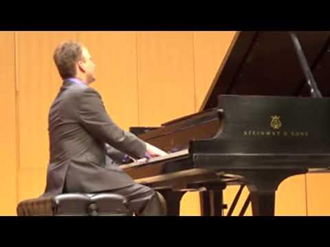 Rex Lewis-Clack plays Beethoven's Moonlight Sonata III Movement-presto