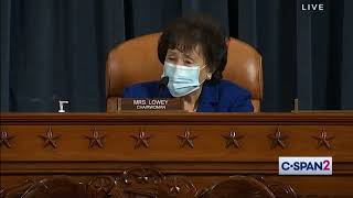 House Appropriations Chairwoman Lowey Farewell Remarks