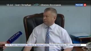 Глава Ширинского района Хакасии Сергей Зайцев во время интервью напал на журналиста России 24