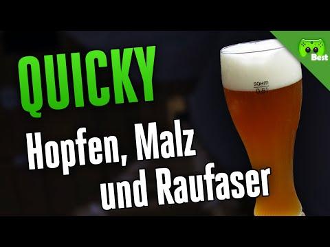 HOPFEN, MALZ UND RAUFASER 🎮 Quicky #145 | Best of PietSmiet