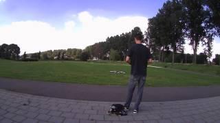 QuadroCopter Outdoor testflight 4-9-2012