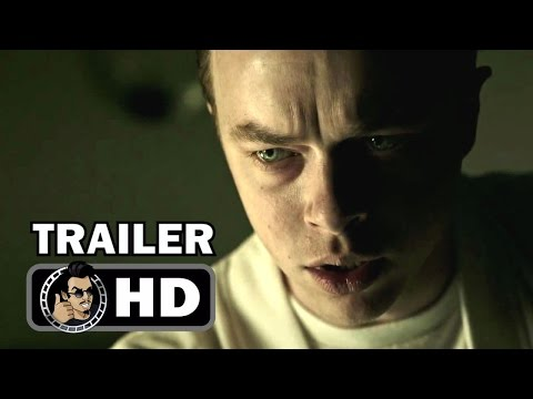 A CURE FOR WELLNESS   1 2017 Gore Verbinski, Dane DeHaan Thriller Movie HD