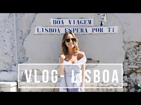 Vlog - Lisboa (Portugal)