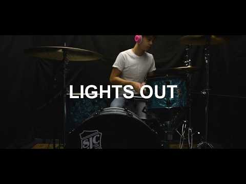 Lights Out - Royal Blood - Drum Cover by Charlie Tilton