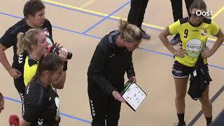 Handbalsters Dalfsen beginnen met simpele zege op debutant DSVD