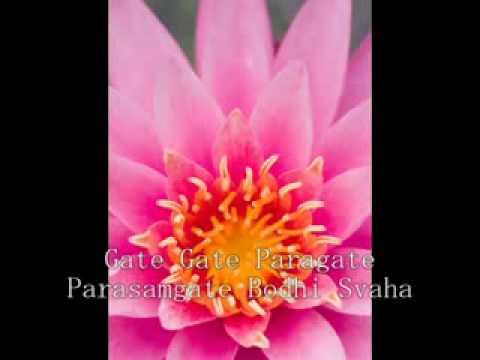 Prajna-paramita Hrdaya Sutram (The Heart Sutra)     .wmv