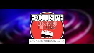 Ep. 2: Exclusive Look Behind The Scenes Of INDYCAR With Damien Power : Helio Castroneves