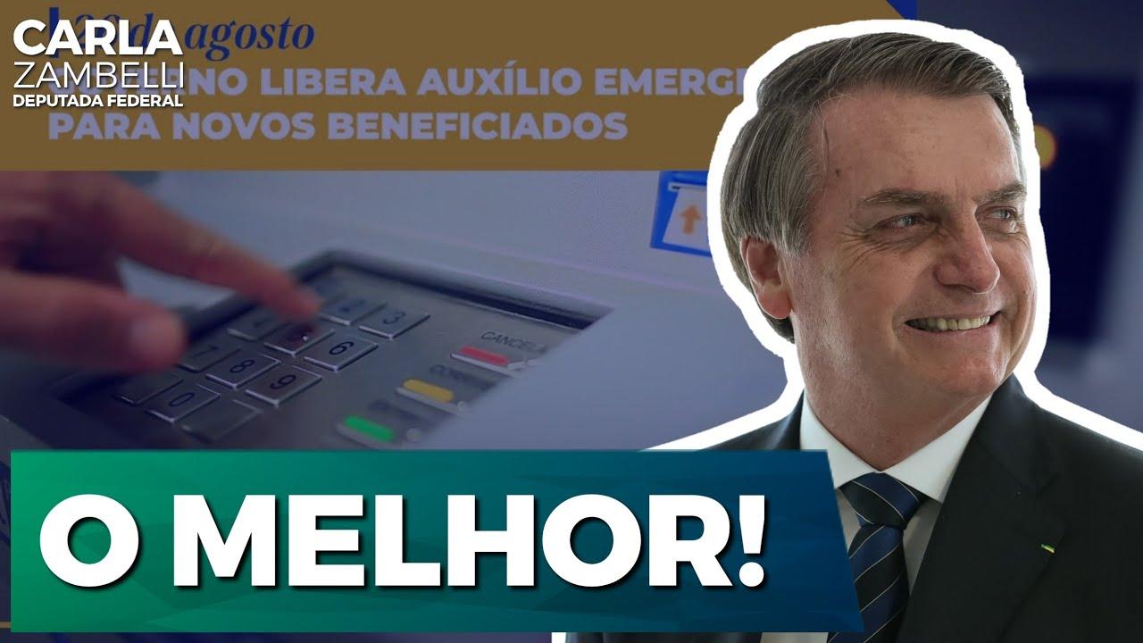 O MELHOR Governo que o Brasil já teve!