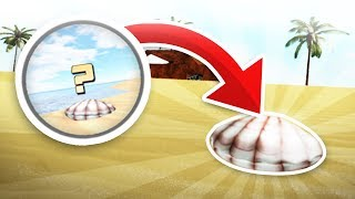 HOW TO GET THE SEASHELL BADGE IN CAR CRUSHERS 2! (Roblox)