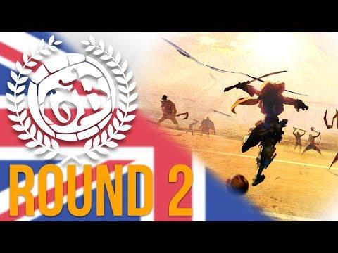 Guild Ball: British Championships 2018 Qualifier - Round 2 [SteamCon UK 2017]