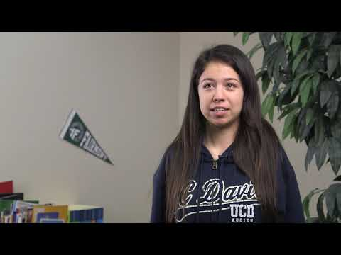 Tara Falt - Student Testimonial (Fairmont Preparatory Academy & Historic Anaheim Campus)