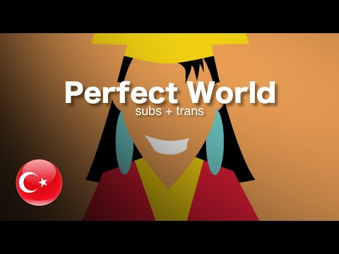 Emperor's New Groove - Perfect World - Turkish (Subs + Trans)