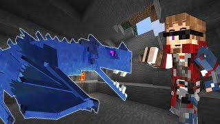 "Minecraft FAIRY TAIL ORIGINS #4 ""ICE DRAGONS?"" (Modded Minecraft Roleplay)"