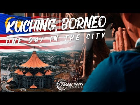 🇲🇾 WHAT TO DO IN KUCHING, SARAWAK? | BORNEO Travel Vlog (Mal