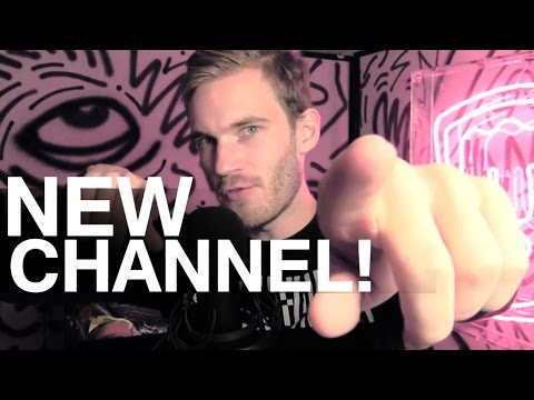 HUGE UPDATE: MY NEW 2ND CHANNEL!