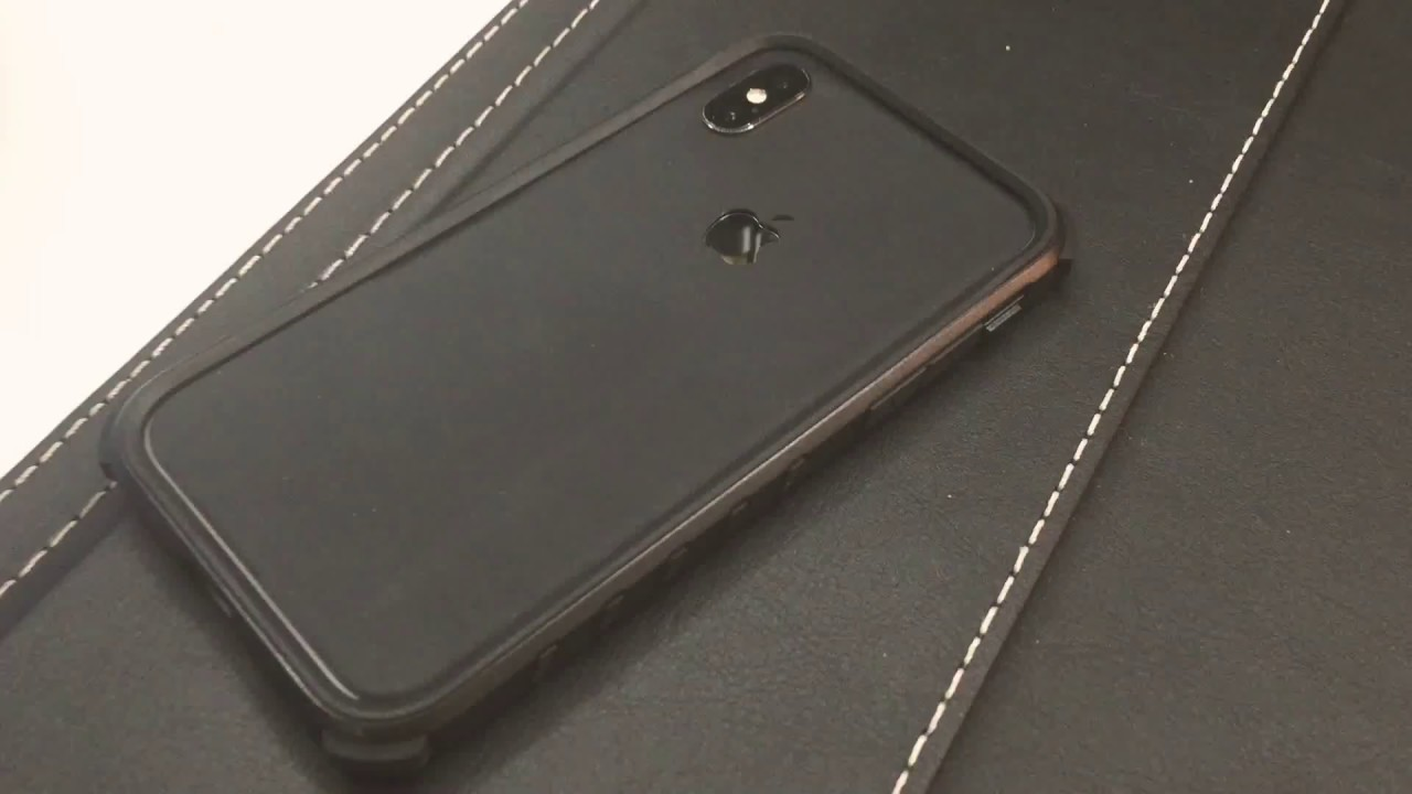 new concept 4d8a1 8d275 Dbrand Grip for iPhone X (The World's Grippiest Phone Case)