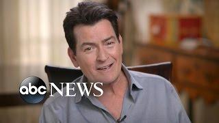 Charlie Sheen Interview on