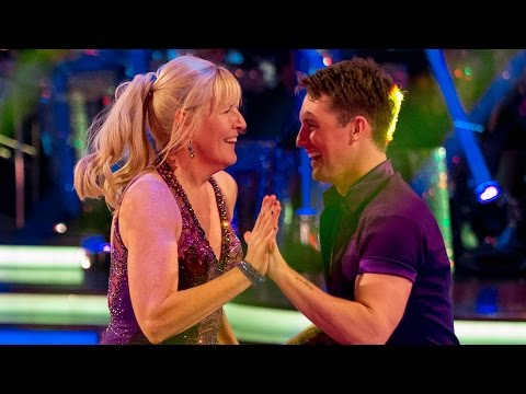 Jenny Gibney & Tristan MacManus Jive to 'Happy'  Strictly Come Dancing: 2014  BBC One