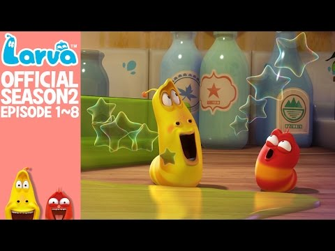 [Official] LARVA- Season 2 Episode 1 ~ 8