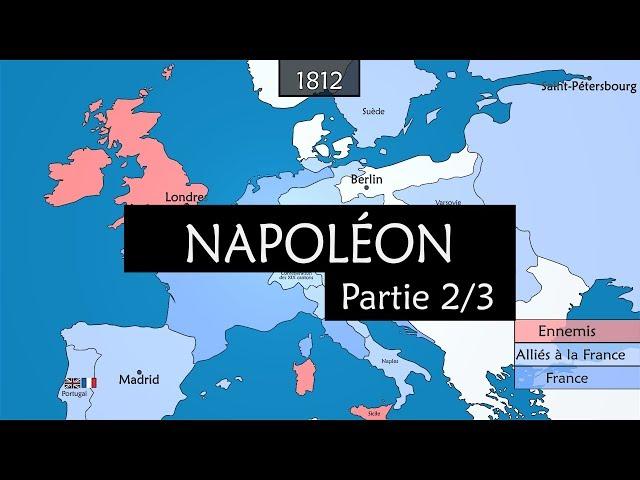 Napoléon (Partie 2) - À la conquête de l'Europe (1805 - 1812)
