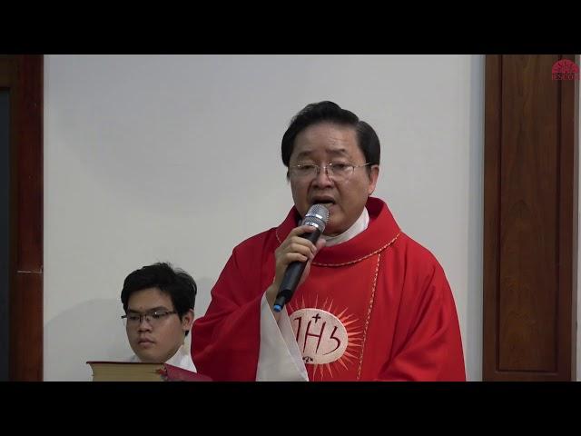 Bài giảng của cha Giuse Hoàng Văn Quảng, S. J. - Thứ Sáu Tuần Thánh