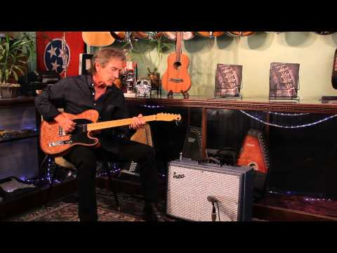 Supro Royal Reverb 2x10 Reissue Tube Amplifier Demo by Rick Vito