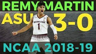 Remy Martin & Arizona State: Rumatsada Na sa NCAA 2018 19