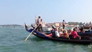 Клуни свадьба в Венеции