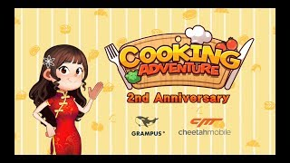 Cooking Adventure™ 2nd Anniversary screenshot 3