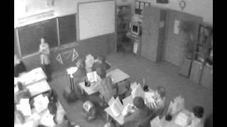 Фрагмент урока в 4а классе