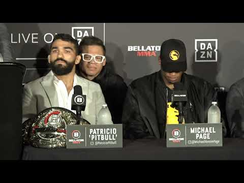 Bellator 221 LIVE Press Conference