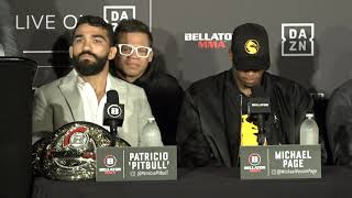 Bellator 221 LIVE Press Conference
