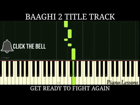Baaghi 2 Title Track   Get Ready To Fight Again   Hard Version