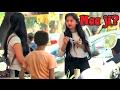 Kid Calling Cute Girls Maa Ji Prank Pranks In India