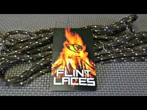 Thumbnail: Flint Laces put to the Test
