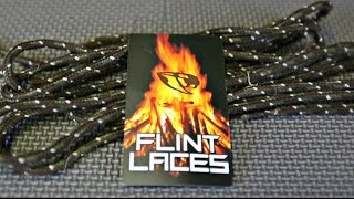 Flint Laces put to the Test
